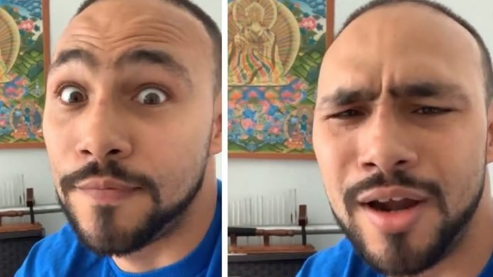 keith thurman talks