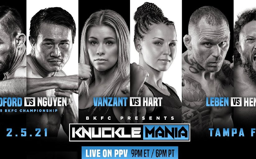 Image for BKFC Knuckle Mania Preview