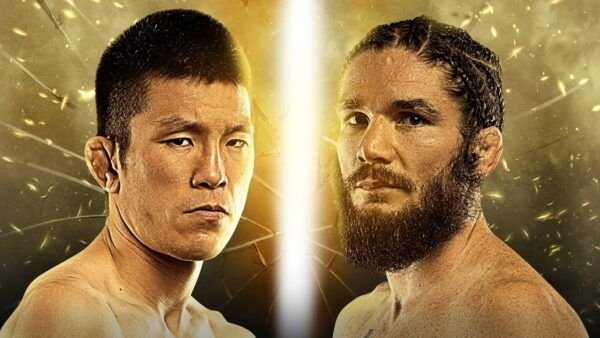 Shinya Aoki vs James Nakashima