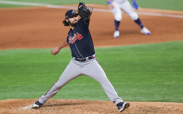 Image for 2021 Atlanta Braves: Configuring the Starting Rotation