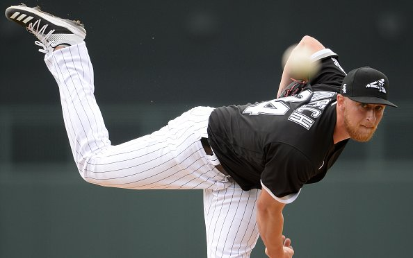 Image for 2021 White Sox: Future Aces, Three Outstanding Prospects