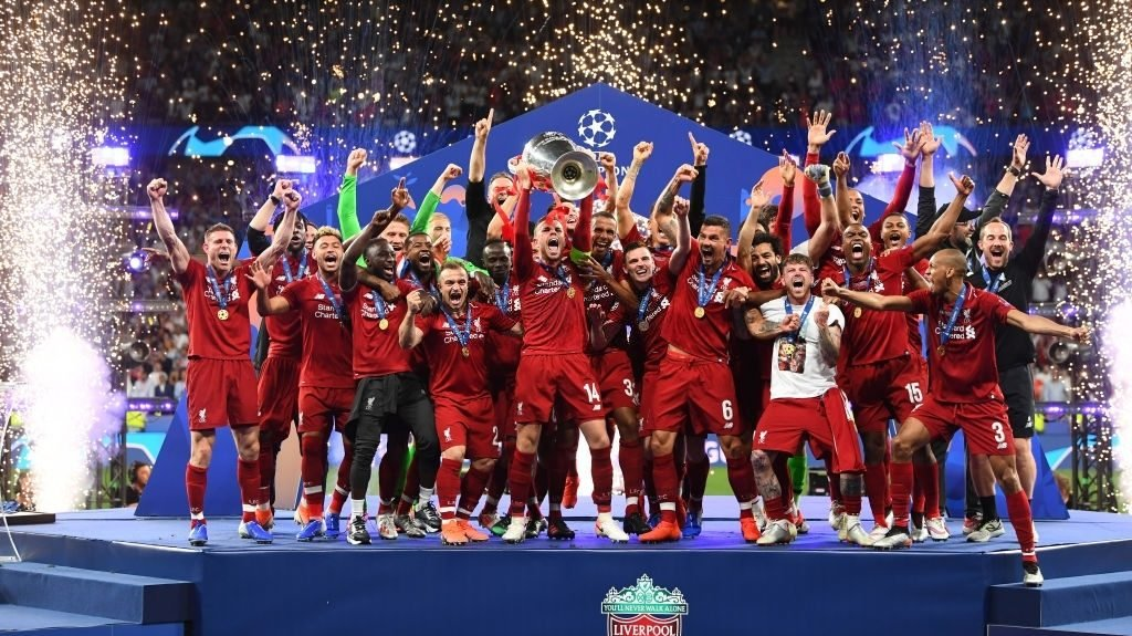 Liverpool will be hoping to win the champions league again