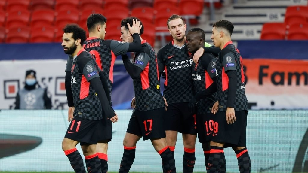 Liverpool look to progress to the ucl round of 16 under Klopp despite poor premier league form