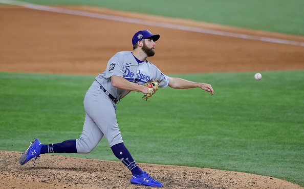 Image for MLB Breaking News: Athletics and Dodgers Swap Prospects