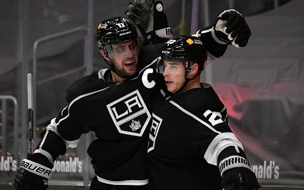 Image for All Hail These Three Los Angeles Kings