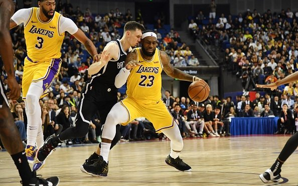 Image for The Decline of the Lakers Will Be Over Soon