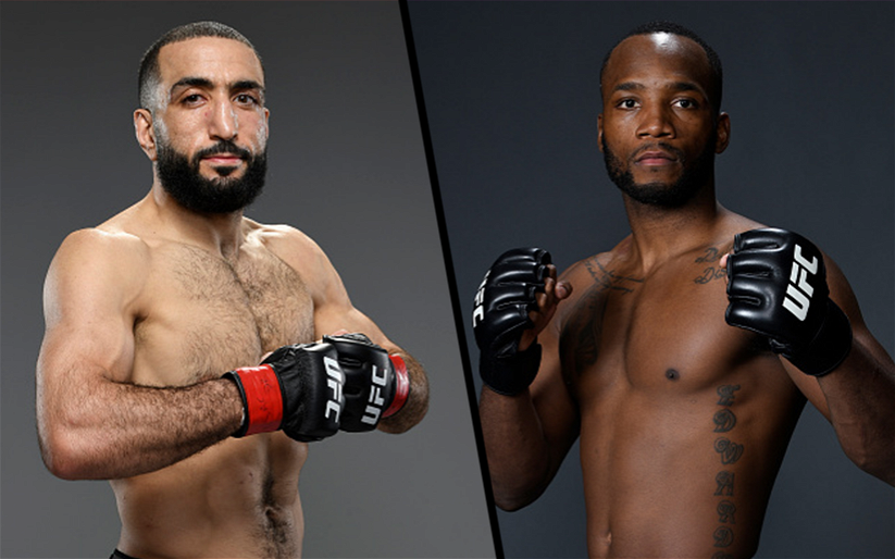 Image for Belal Muhammad To Step in and Fight Leon Edwards on March 13th UFC Fight Night