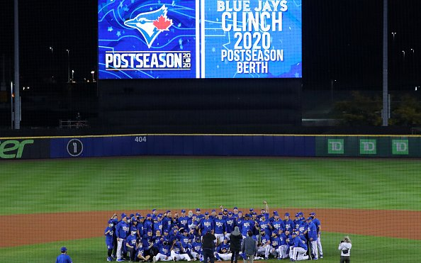 Image for 2021 Blue Jays: Spring Training Day One, Staying in Dunedin