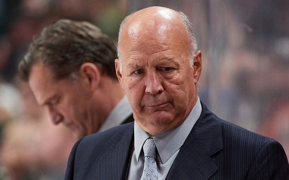Image for Claude Julien,60, Fired By Montreal Canadiens