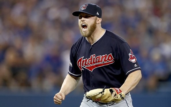 Image for Latest MLB News: Cody Allen Says His Farewell to Baseball