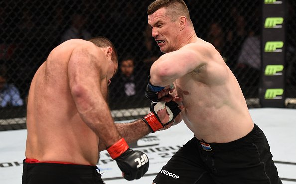 Image for Throwback Fighter of the Week: Pride Never Dies With Mirko Cro Cop