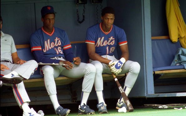 Image for MLB History: The Dynamic Duo of Doc Gooden and Darryl Strawberry