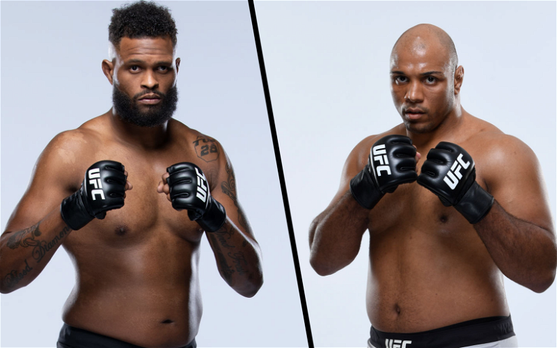 Image for Heavyweights Collide With Maurice Greene and Marcos Rogerio de Lima Added To UFC Card on May 8
