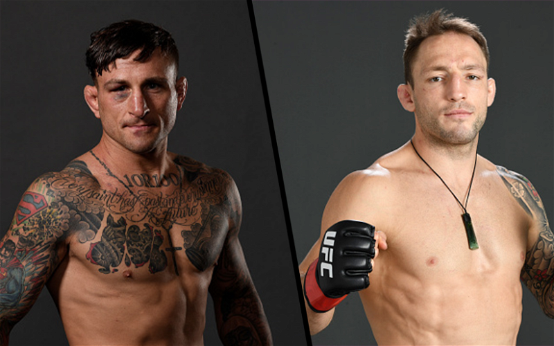 Image for Gregor Gillespie vs Brad Riddell Booked for March 20th