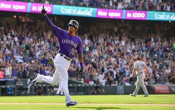 Image for MLB Breaking News: Ian Desmond Opts Out of 2021 Season… For Now