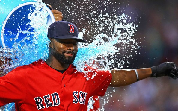 Image for 2021 NY Mets: Out on Jackie Bradley Jr.