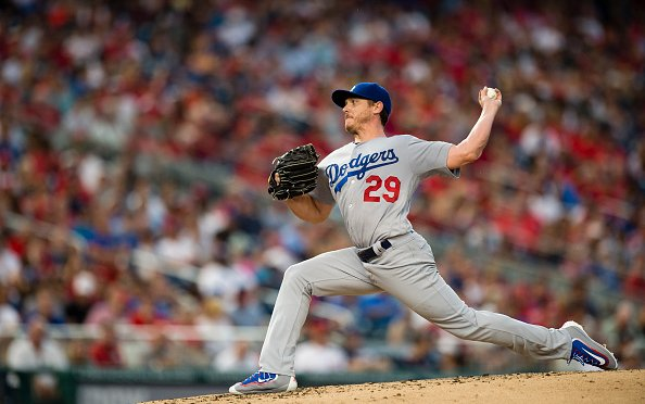 Image for Latest MLB News: Scott Kazmir Signs With the Giants
