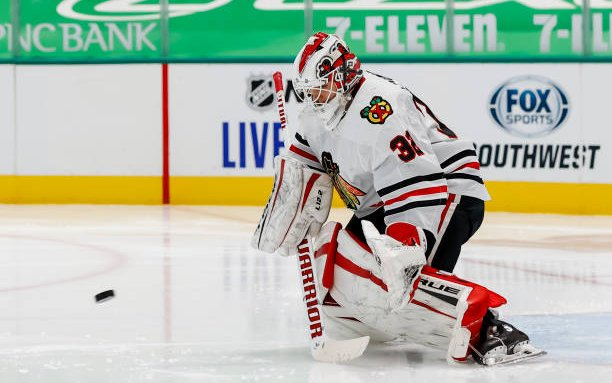 Image for Is Kevin Lankinen the Future Netminder for the Chicago Blackhawks?