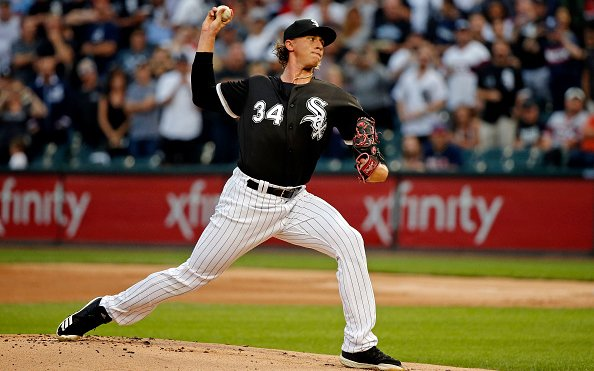 Image for 2021 White Sox: For Michael Kopech, It's Go Time