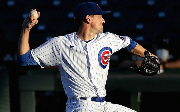 Image for Cubs Corner: 2021 Cubs Pitching Rotation, Arriving in Mesa, and More