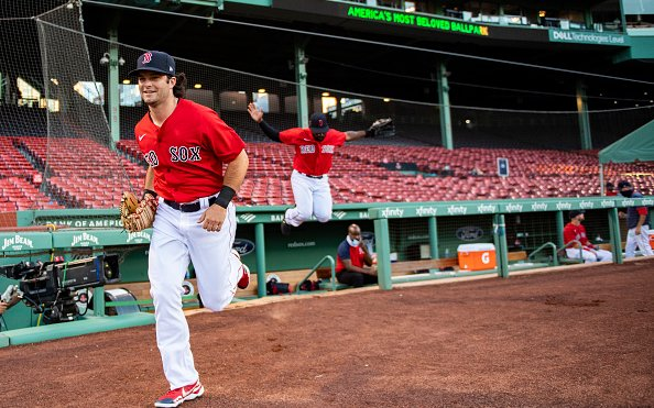 Image for MLB Breaking News: Royals Acquire Benintendi in Three-Team Trade