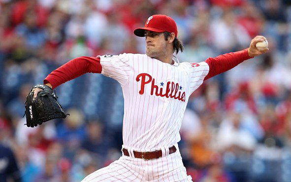 Image for MLB History: Cole Hamels and Others Shine in the 2008 World Series