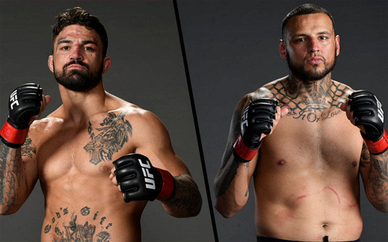 Image for Mike Perry vs Daniel Rodriguez Signed for UFC Fight Night 189