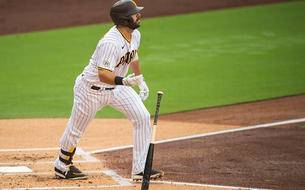 Image for MLB Breaking News: Mitch Moreland Signs With A's