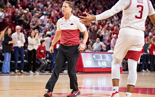 Image for Arkansas Defeats Alabama in Dominant Fashion for Bold Win, 81-66