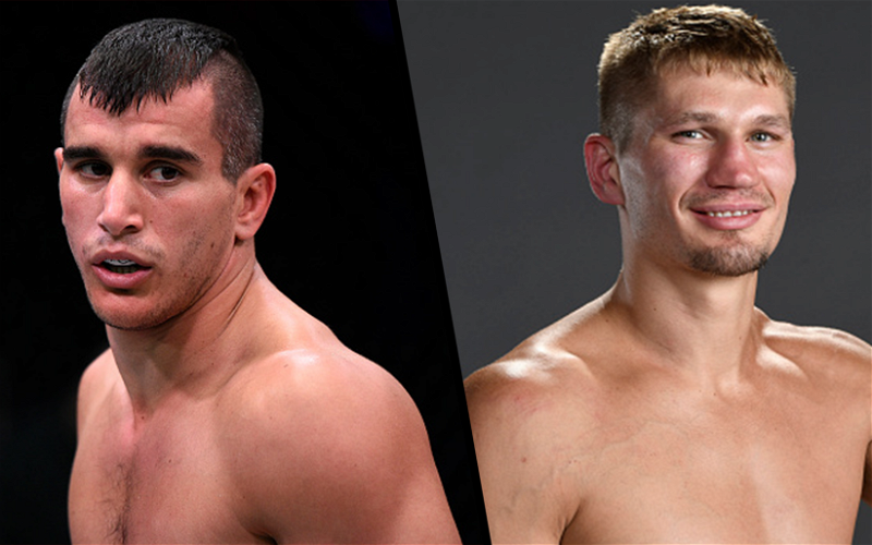 Image for Natan Levy Set To Face Austin Hubbard in UFC Debut on April 17th