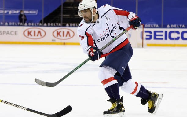 Image for Alex Ovechkin Passes Mike Gartner to Continue Climb to the Top of All-Time Scoring List