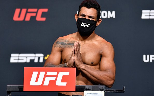 Image for UFC Vegas 19 Weigh-in Results: Four Fighters Miss the Mark