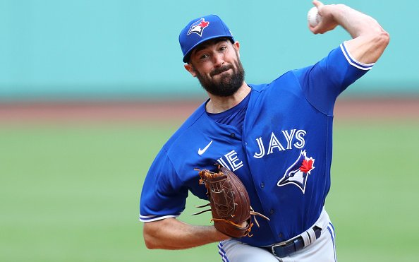 Image for 2021 MLB Predictions: Blue Jays Starting Pitching Rotation