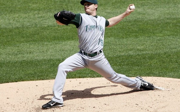 Image for Latest MLB News: Scott Kazmir Is Trying to Come Back Again