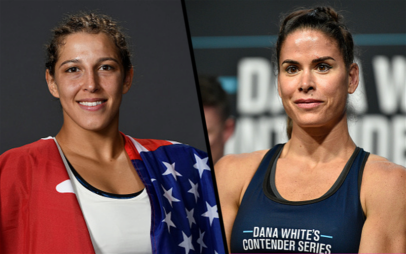 Image for Felicia Spencer vs Danyelle Wolf Agreed for May 22