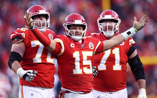 Image for 3 AFC Teams That Could Challenge the Chiefs