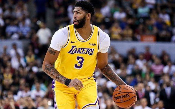 Image for Anthony Davis' Injury and How It Hurts the Los Angeles Lakers