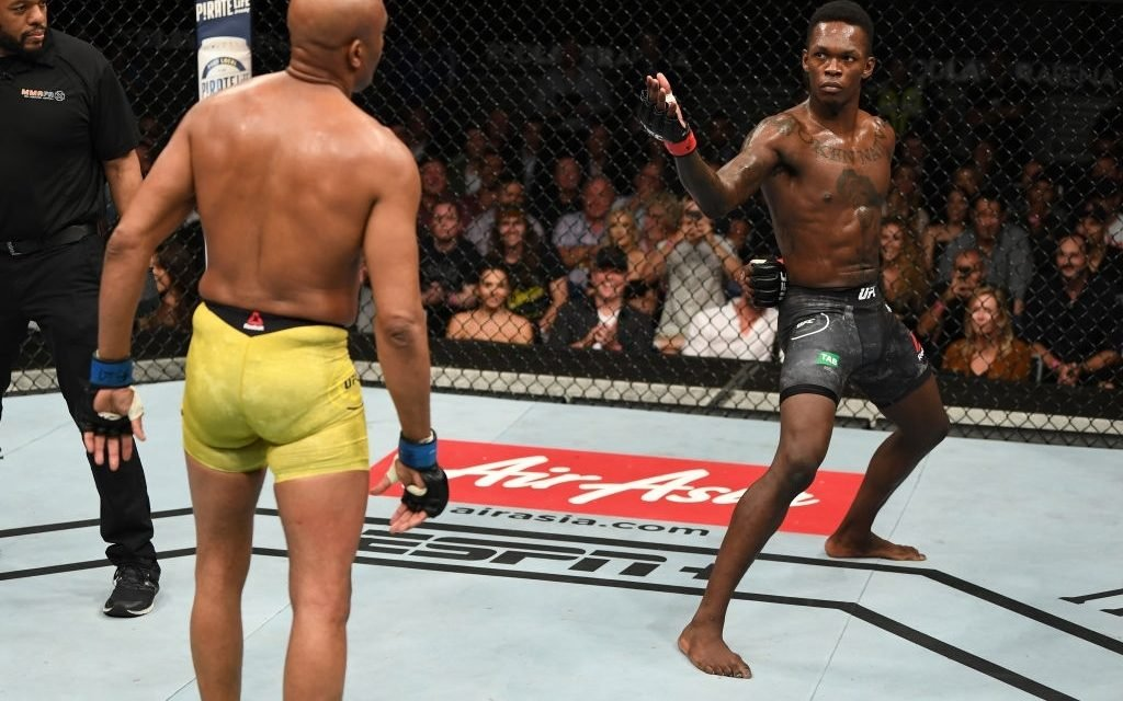 African fighters in UFC are ready to take over !