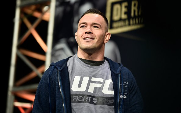 """Image for Colby Covington Calls Fighting Leon Edwards """"Charity"""""""