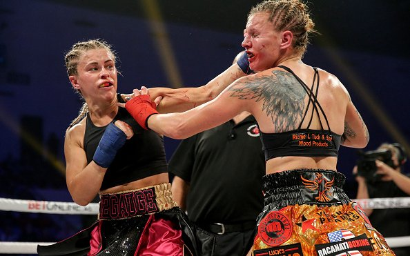 Image for BKFC Knuckle Mania Results:  VanZant Debut Loss, and Leben Retirement