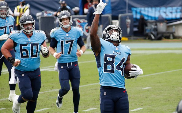 Image for 2021 NFL Free Agency: 5 Wide Receivers the Titans Should Sign