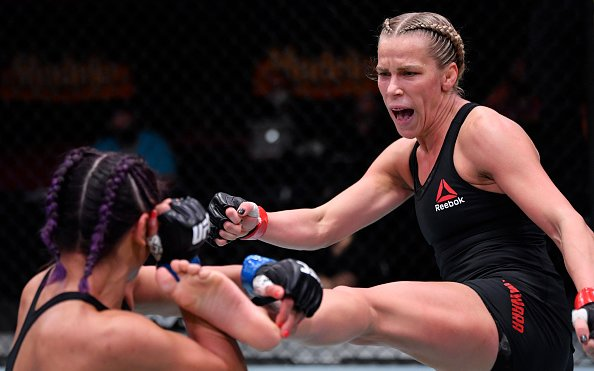 Image for A Chookagian vs Araujo Fight is in the Works for a May 15th UFC Event