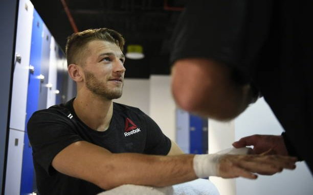 Image for Dan Hooker Opens Up on UFC 257 Loss To Michael Chandler