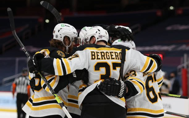 Image for Boston Bruins Miraculous Third Period Win!!!