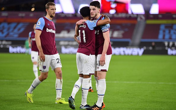 Image for West Ham United: 2021 European Challengers or Pretenders