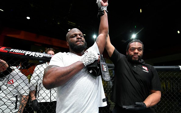 Image for UFC Vegas 19: Black Beast Violently Shatters Blaydes! What's Next Now?