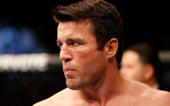 """Image for Throwback Fighter Of The Week: """"The American Gangster"""" Chael Sonnen"""