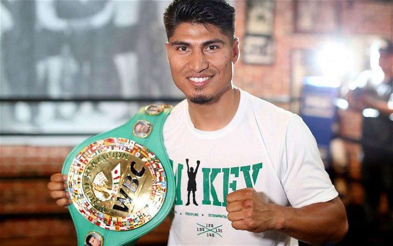 """Image for Mikey Garcia: Pacquiao """"is looking for a low-risk, high-reward"""" opponent"""