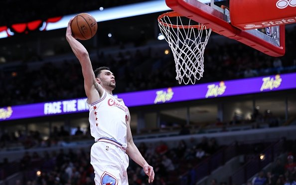 Image for All-Star Zach LaVine: Why LaVine Should Be an All-Star