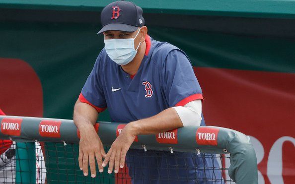 Image for 2021 Boston Red Sox: Cora Announces Opening Day Starter